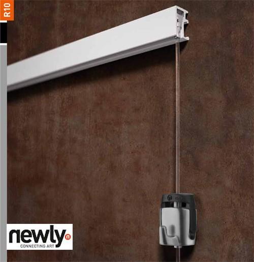 Рельс Newly R10 (20 кг/1 метр)