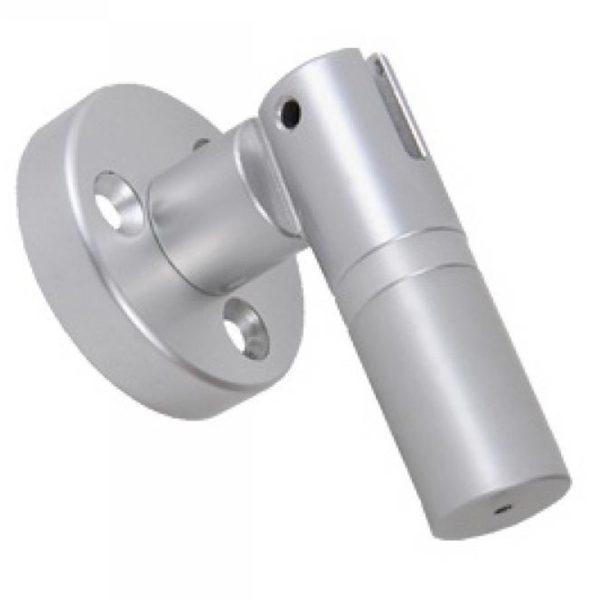 Нижний фиксатор троса - CF4-02-ST серый матовый