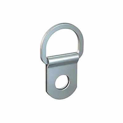 D - образное кольцо со стальным шнуром