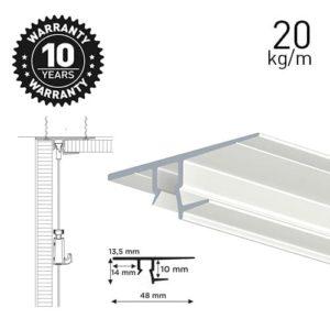 Artiteq Masonry Shadowline Artiteq 2.5 метра 9.5 мм