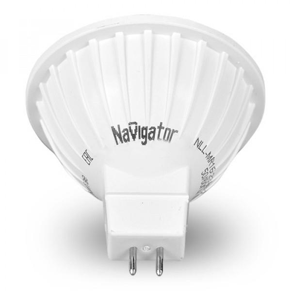 Лампа светодиодная 5W 12V GU5.3 3000K St Navigator